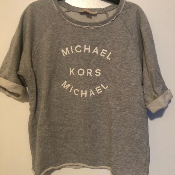 Grey Michael Kors sweater